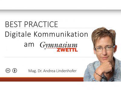 Digitale Kommunikation am Gym Zwettl